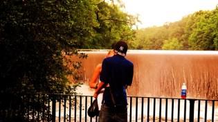 Waterfall Kiss