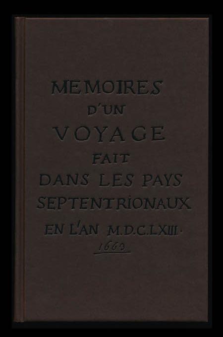 Den franska kammartjänarens resa – minnen från länderna i norr på 1660-talet av Ingemar Oscarsson