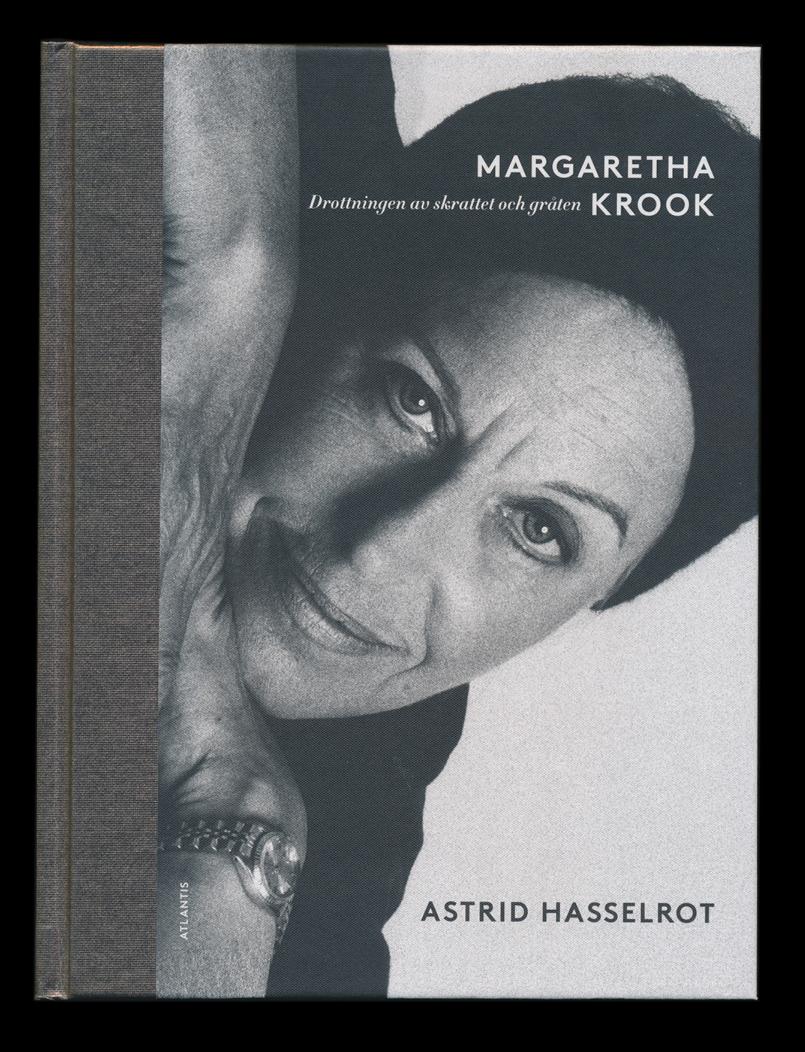 Margaretha Krook – drottningen av skrattet och gråten av Astrid Hasselrot