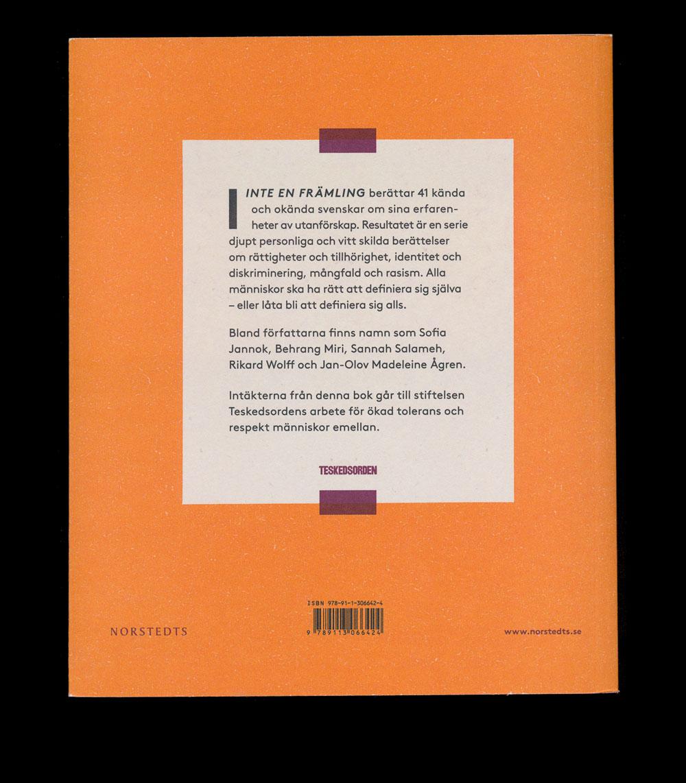 Inte en främling – 41 berättelser om identitet och mångfald