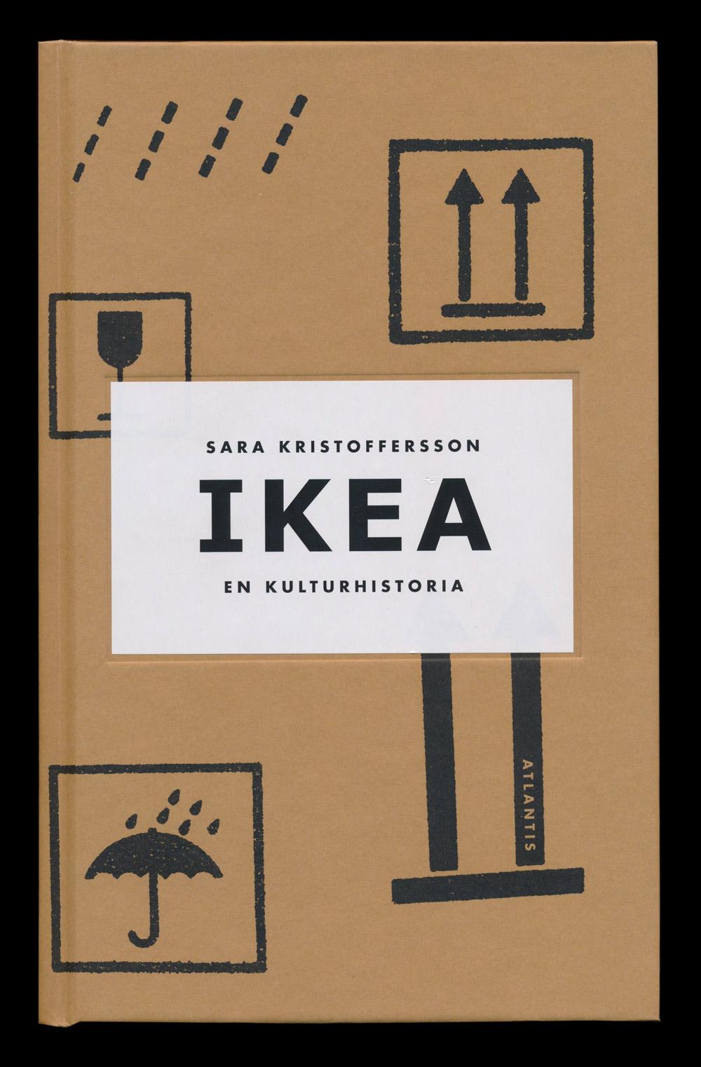 Ikea – en kulturhistoria av Sara Kristoffersson