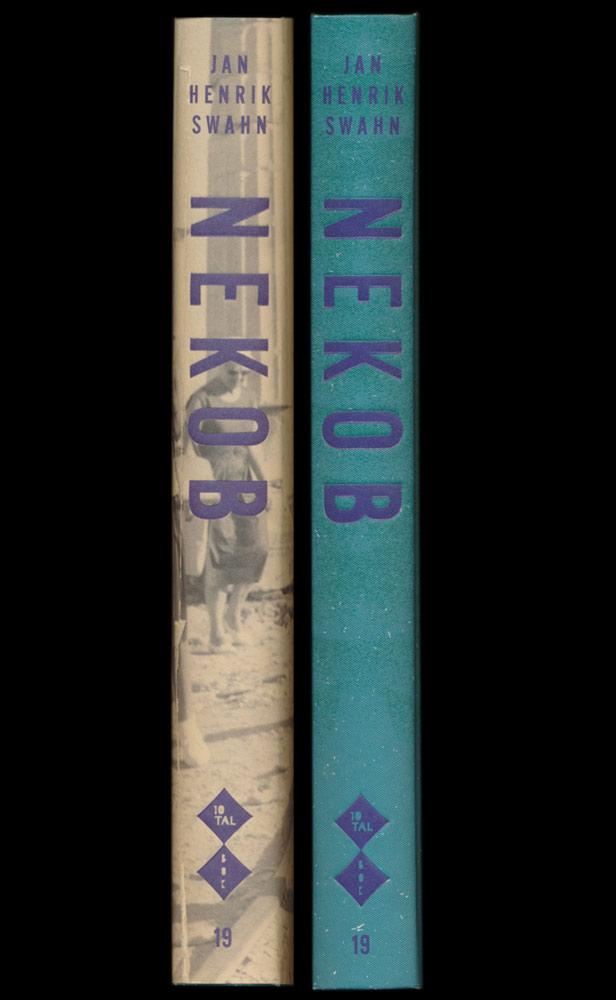 Nekob är skriven av Jan Henrik Swahn, utgiven av 10Tal Bok