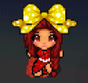 Mage Dress Red (Fire & Ice)