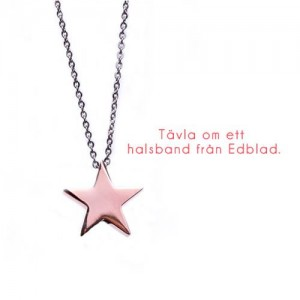 Tävla om ett läckert halsband från Edblad