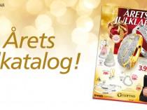2013 års julkatalog från Guldfynd ute på nätet