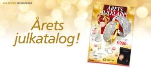 Guldfynds julkatalog 2013