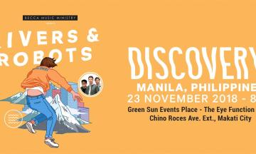 Rivers & Robots: Discovery Tour in MNL!