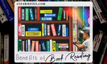 6 Major Benefits of Book Reading