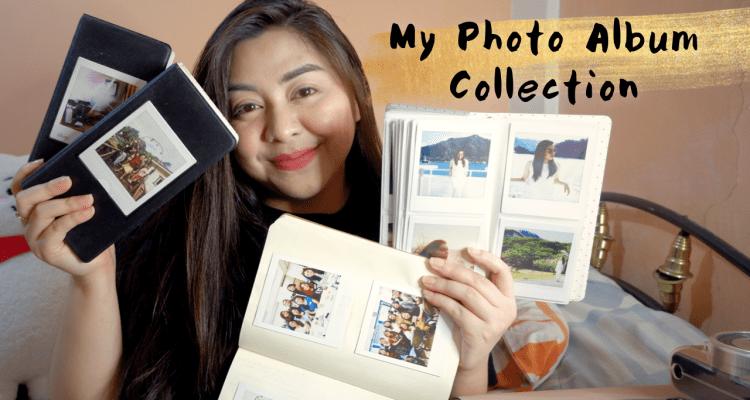 [VLOG] My Photo Album Collection