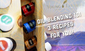 [VLOG] Oil Blending 101 (Young Living Essential Oils) | Paano at Ano ang Benefits? | Lyza Benedicto