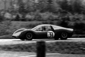 """Bandini-1 1965 1000-km-Rennen Nürburgring - Foto Spurzem"". Licensed under Creative Commons Attribution-Share Alike 2.0-de via Wikimedia Commons - http://commons.wikimedia.org/wiki/File:Bandini-1_1965_1000-km-Rennen_N%C3%BCrburgring_-_Foto_Spurzem.jpg#mediaviewer/File:Bandini-1_1965_1000-km-Rennen_N%C3%BCrburgring_-_Foto_Spurzem.jpg"