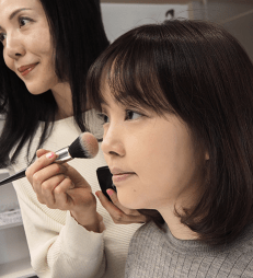 point makeup for personal color diagnosis