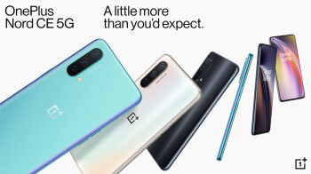 OnePlus Nord CE 5G goes official, promises the core OnePlus experience, for less 2