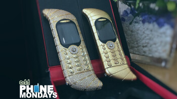 The million-dollar tilde-shaped dumb phone – Odd Phone Mondays 2