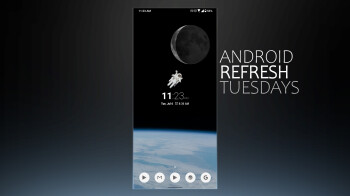 Android Refresh Tuesdays – Space theme 2