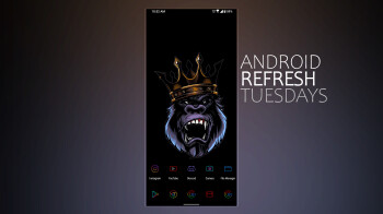 Android Refresh Tuesdays – AMOLED theme 2
