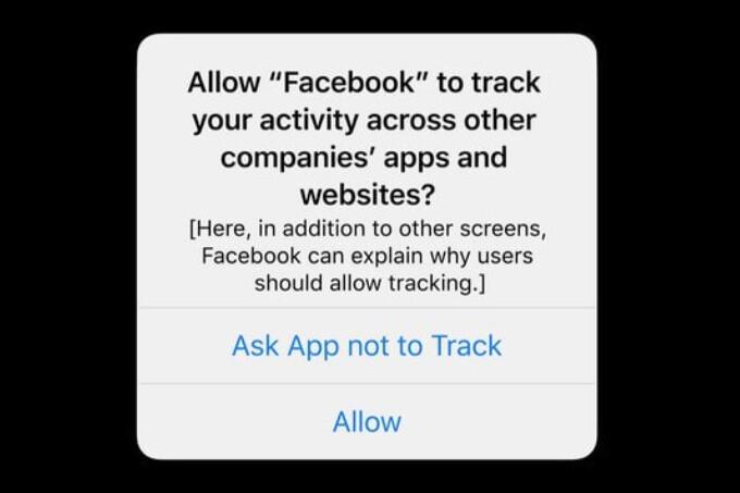 Apple reminds developers that the AppTrackingTransparency feature is coming soon with iOS 14.5 - Apple warns developers to be ready for its new privacy feature to be released any day now