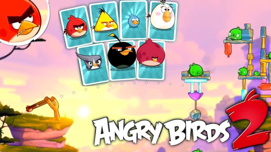 One of the apps filled with malware was the Angry Birds 2 game - A whopping 128 million iOS users worldwide installed malware on their iPhone back in 2015