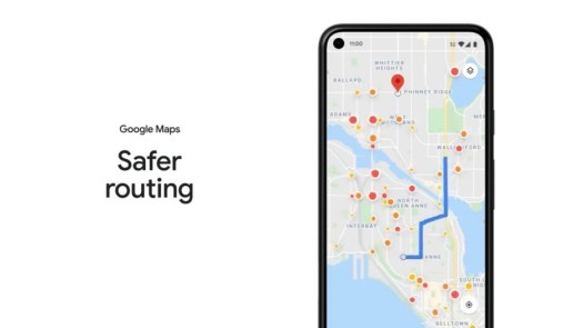 Google Maps gains new features: Eco-friendly routes, Safer routing and more