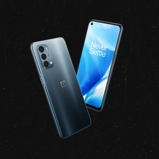 The OnePlus Nord N200 has the front of the Nord CE and a OnePlus 9 inspired back - OnePlus Nord N200 5G is official; Great specs at a great price