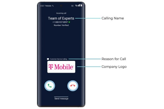 T-Mobile's enhanced caller ID proof-of-concept - T-Mobile working on enhanced caller ID proof-of-concept so you know who is calling even if the caller is not in your contacts