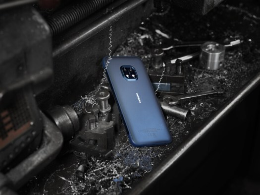 The two flashes on the Nokia XR20 are something you don't see everyday - Nokia XR20 and C30 are official; Check out Nokia's first rugged smartphone