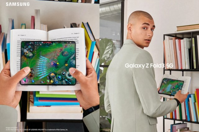 Samsung Galaxy Z Fold 3 5G is official: new specs, water-resistance, S Pen