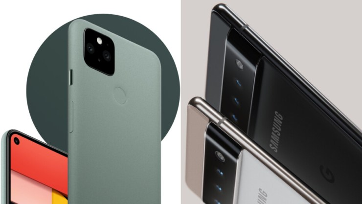 The Pixel 5 wasn't meant to exist?! - Pixel 6: Google and Samsung's overdue flagship takes on iPhone 13, after failing to launch in 2020