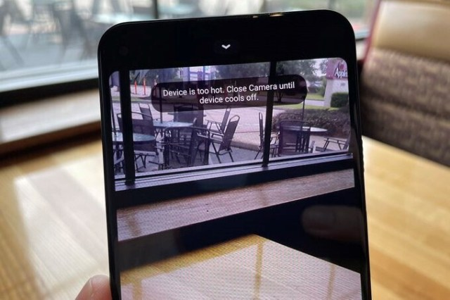 Pixel 5a overheating issues could be a Camera app bug - Google is investigating Pixel 5a thermal and touchscreen issues