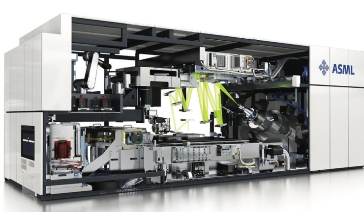 An EUV is about the size of a bus and costs $150 million - Without this machine, cutting-edge chips would be impossible to make
