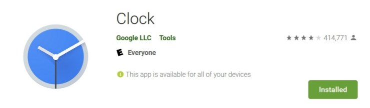 Google's stock Clock app for Android has a big problem with its Alarm Clock feature - Google Clock app bug could cost Android users their jobs