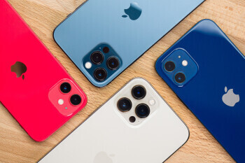 The iPhone 12 series sold well at U.S. carriers heading into the iPhone 13 unveiling - Apple iPhone sales at major U.S. carriers didn't crash heading into today's event