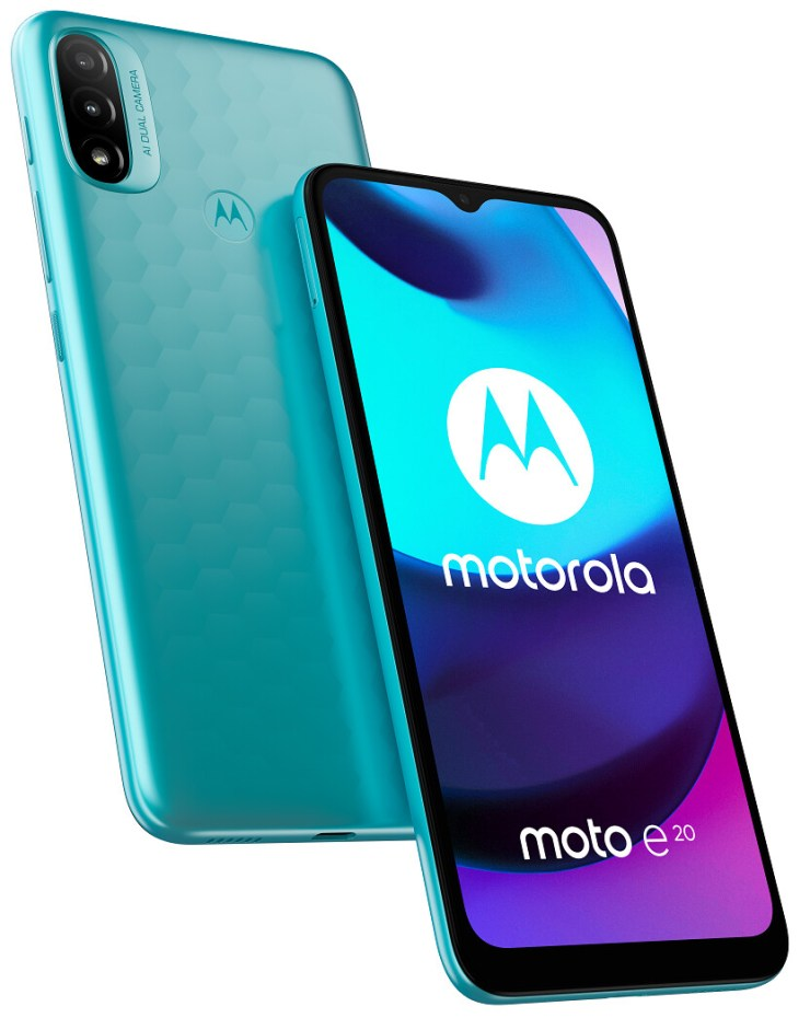 The Moto E20 is Motorola's newest extremely affordable phone