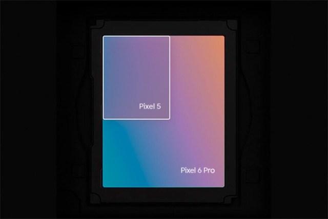 Pixel 6 finally gets new camera sensors - Press material leak: Pixel 6 is 80 percent faster than Pixel 5, thanks to Google Tensor