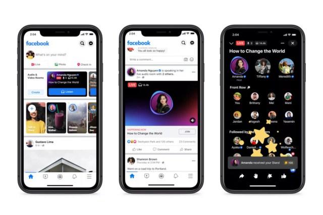 Facebook creates new 'Audio' hub for listening content