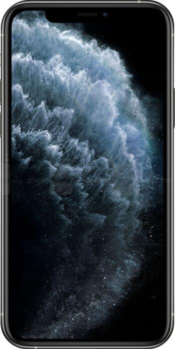 Apple Iphone 11 Pro Max Vs Apple Iphone 11 Pro Visual Phone Size Compare Phonearena