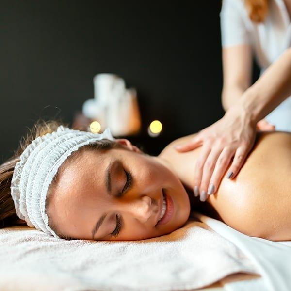 Back Massage M-Centar