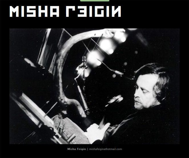 Misha Feigin