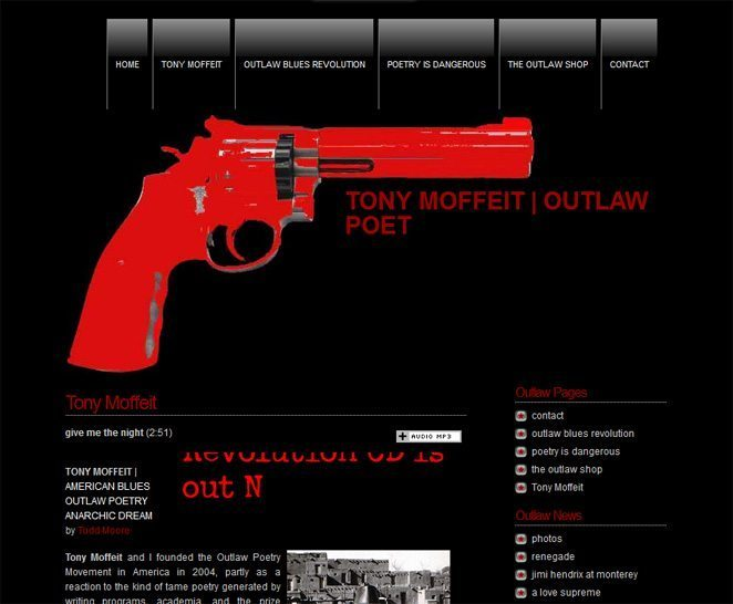 Tony Moffeit
