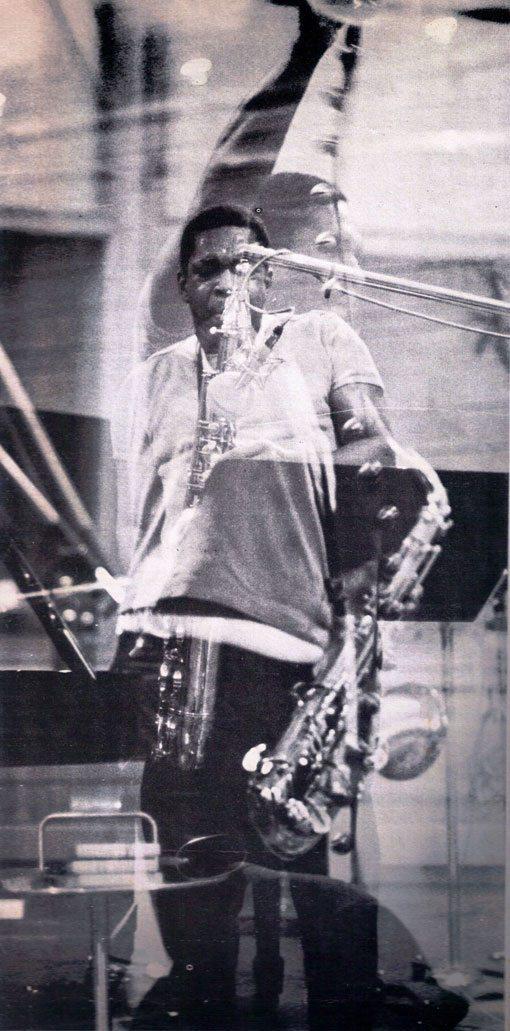 John Coltrane - Impulse Photo Meditations