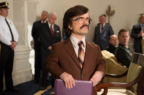 """This image released by 20th Century Fox shows Peter Dinklage in """"X-Men: Days of Future Past."""" (AP Photo/20th Century Fox, Alan Markfield)"""