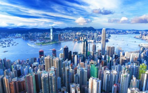 hong-kong-skyline-view