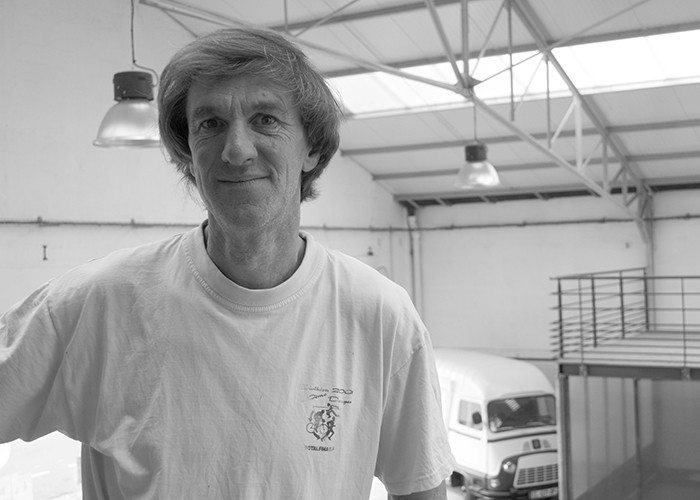 Franck Hamon - Photo by Jean-Philippe Hemery
