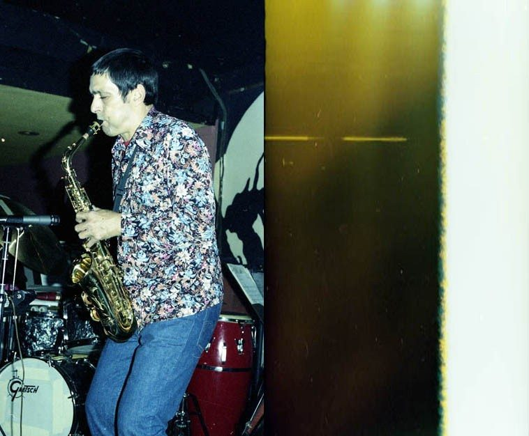 I love putting Art Pepper on the airwaves, people love his energy, and old heads remember  what it was that originally attracted them to this jazz music:  Honesty & Fire ---- photo by  Mark Weber ---- Donte's, North Hollywood ---- April 27, 1977