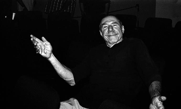 Giacomo Gates, the consummate jazz singer ---- July 16, 2o15 Albuquerque -- photo by Mark Weber