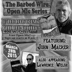 John Macker and Lawrence Welsh Reading | click the image for more detailed informations...