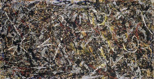 Jackson Pollock | Alchemy 1947