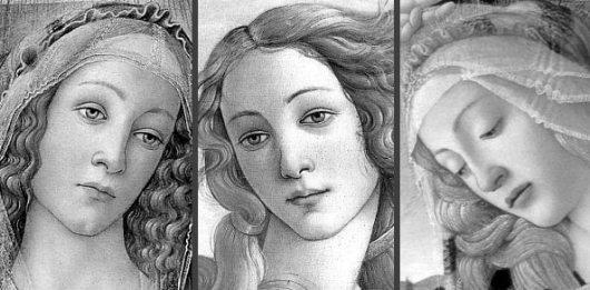Boticelli-Faces