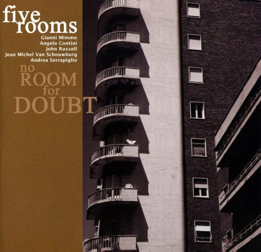 Five Rooms - No Room For Doubt ; cover