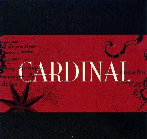 Mirio Cosottini, Andrea Melani, Tonino Miano & Alessio Pisani   Cardinal ; cover
